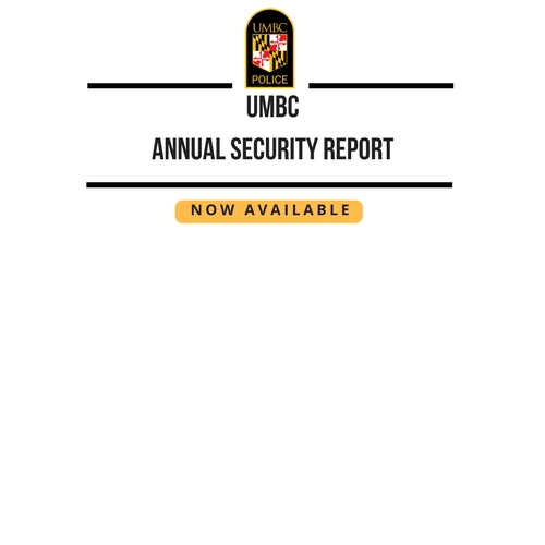UMBC Annual Security Report